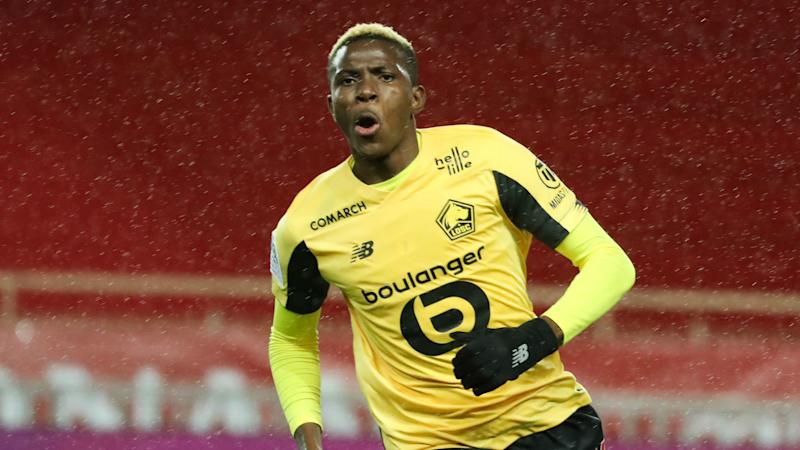 Victor Osimhen - Lille
