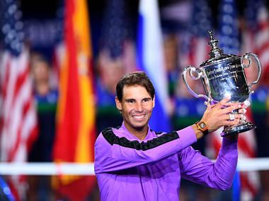 US Open 2019: Rafael Nadal says victory over Daniil Medvedev in final one of his 'most emotional' triumphs