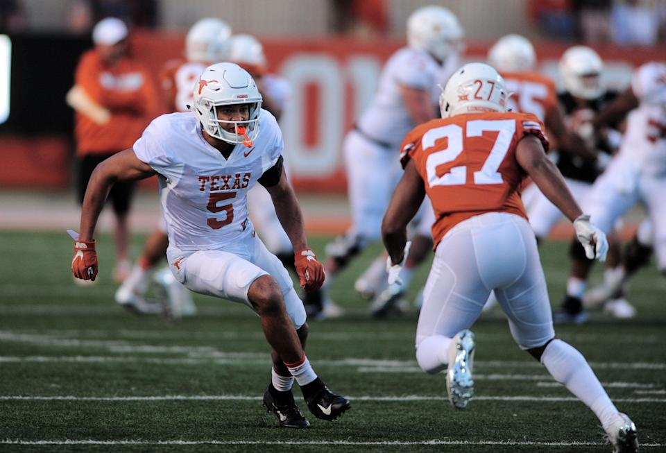Bru McCoy appears to be headed back to USC. (Getty)