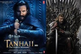 Tanhaji: Is Saif Ali Khan's Uday Bhan inspired by Game of Thrones Eddard Stark?
