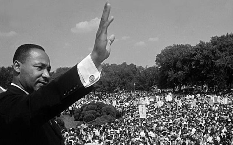 Martin Luther King vita morte