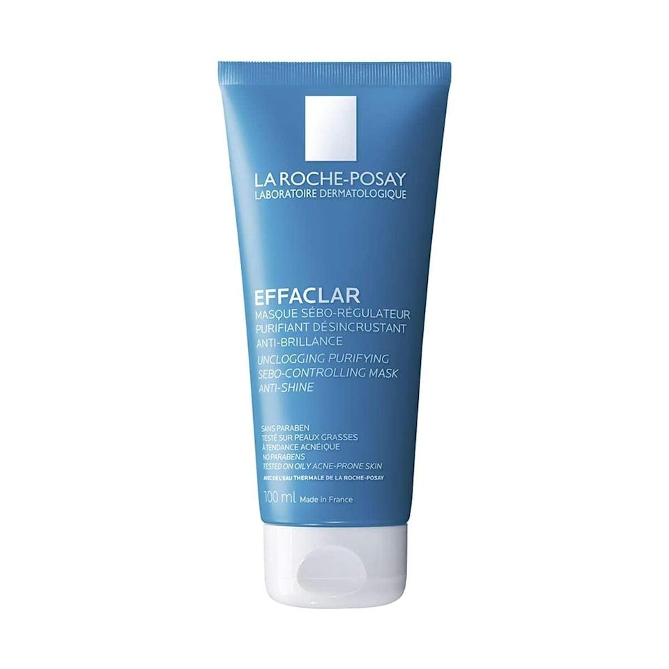 <p><span>La Roche-Posay Effaclar Clarifying Clay Face Mask </span> ($15, originally $20)</p>