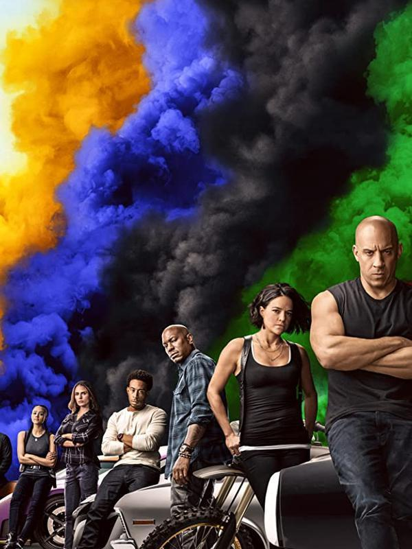Poster Fast and Furious 9. (Universal Pictures)