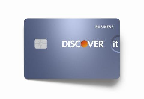 Discover introduces no annual fee business credit card with discover introduces no annual fee business credit card with unlimited 15 percent cashback rewards on all purchases reheart Image collections