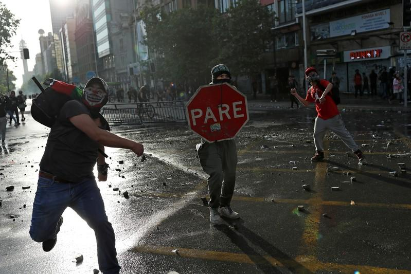 Protests, elections show LatAm tide turning against pro-market agenda