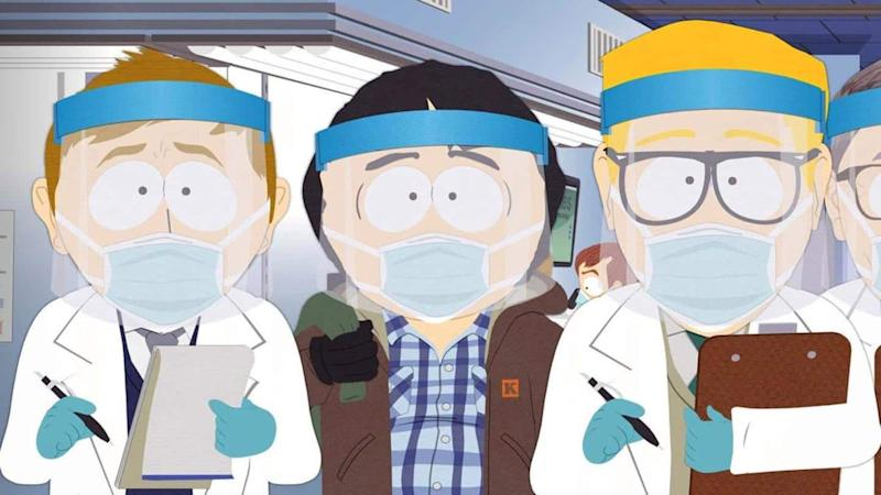 Over 4mn watch South Park