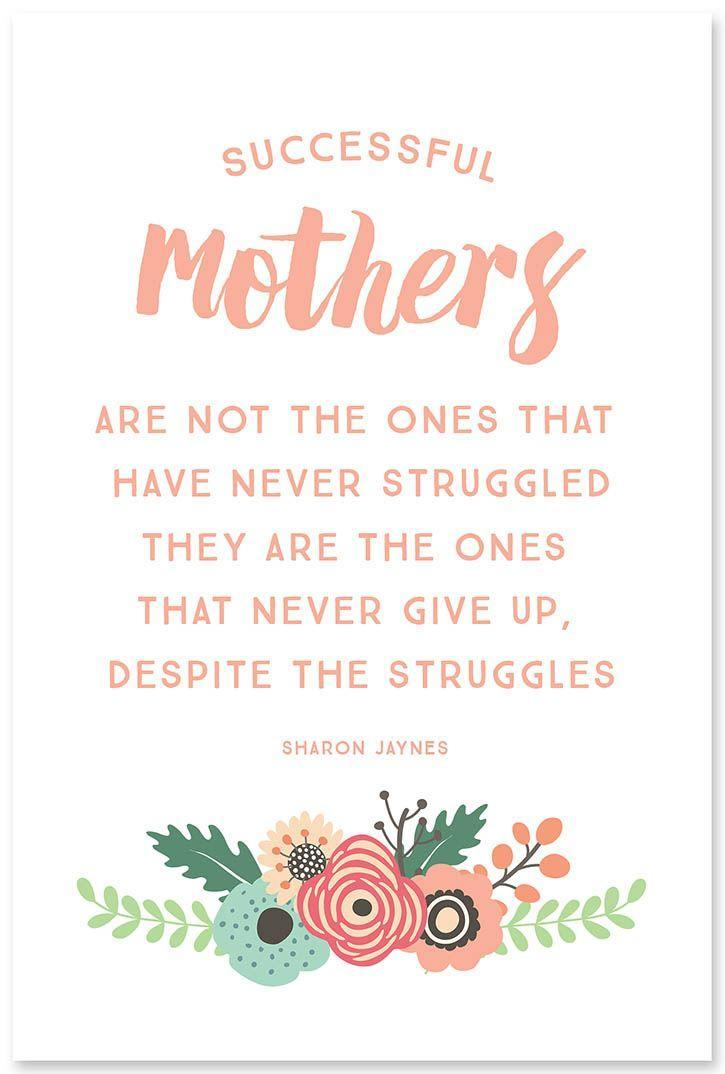 """<p>Make your own card template from this quote art, or print it and frame it as a gift for mom.</p><p><strong>Get the printable at <a href=""""http://simpleasthatblog.com/2015/05/5-inspirational-quotes-for-mothers-day.html"""" rel=""""nofollow noopener"""" target=""""_blank"""" data-ylk=""""slk:Simple As That"""" class=""""link rapid-noclick-resp"""">Simple As That</a>.</strong> </p>"""