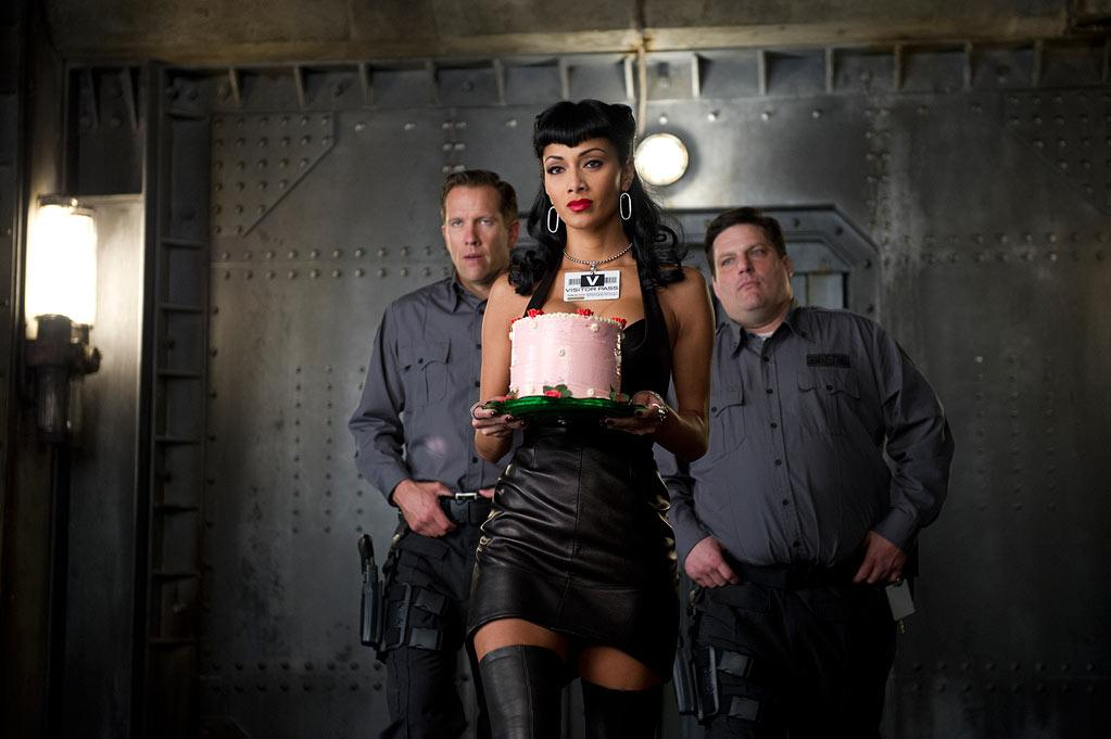 "Nicole Scherzinger in Columbia Pictures' ""Men in Black 3"" - 2012"