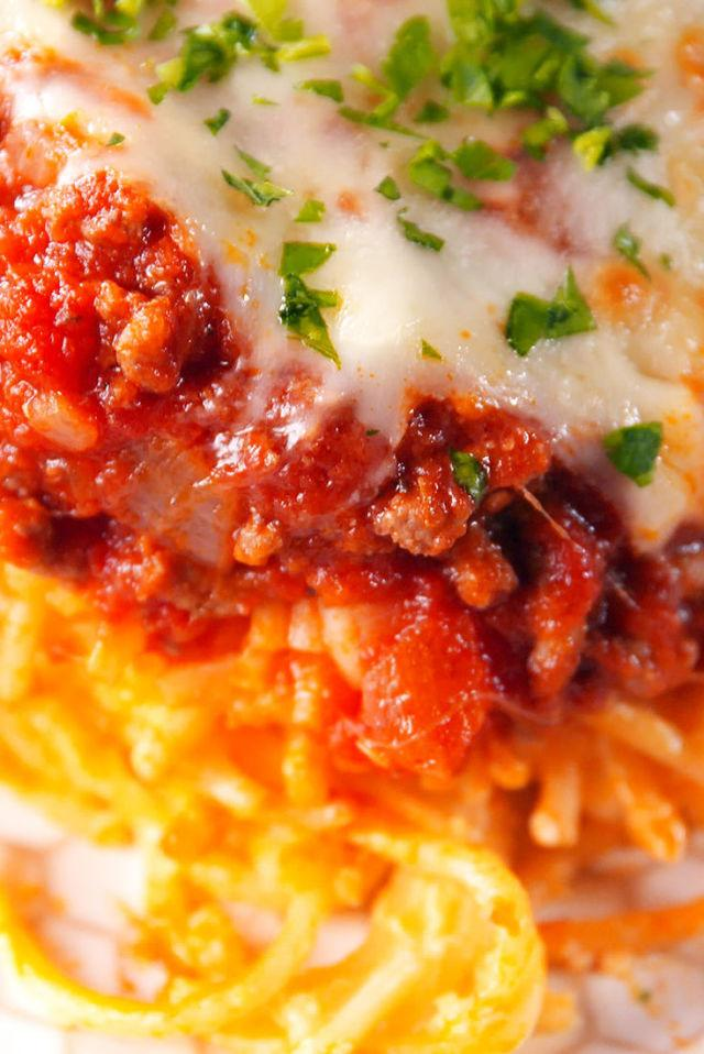 """<p>Because<em>everyone</em>wants to be a millionaire.</p><p>Get the recipe from <a rel=""""nofollow"""" href=""""http://www.delish.com/cooking/recipe-ideas/recipes/a51810/million-dollar-spaghetti-recipe/"""">Delish</a>.</p>"""