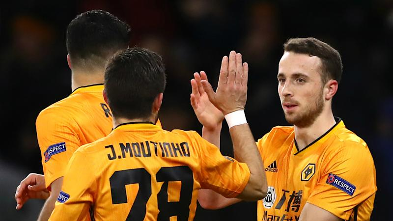 Wolves 4-0 Espanyol: Jota hits another hat-trick as Nuno's men take complete control
