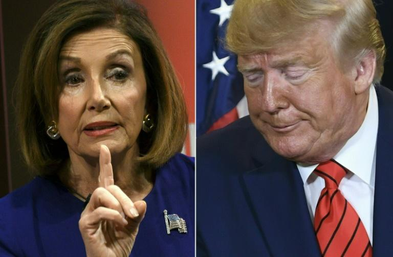US President Donald Trump has accepted House Speaker0 Nancy Pelosi's invitation to deliver his annual state of the union speech in the same chamber where he was impeached