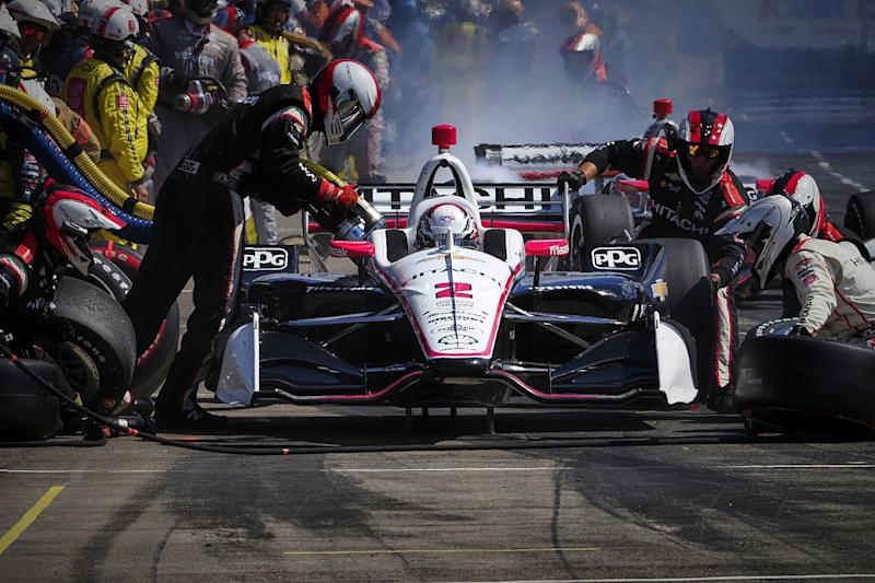 Penske subsidiary buys IndyCar, Indianapolis track