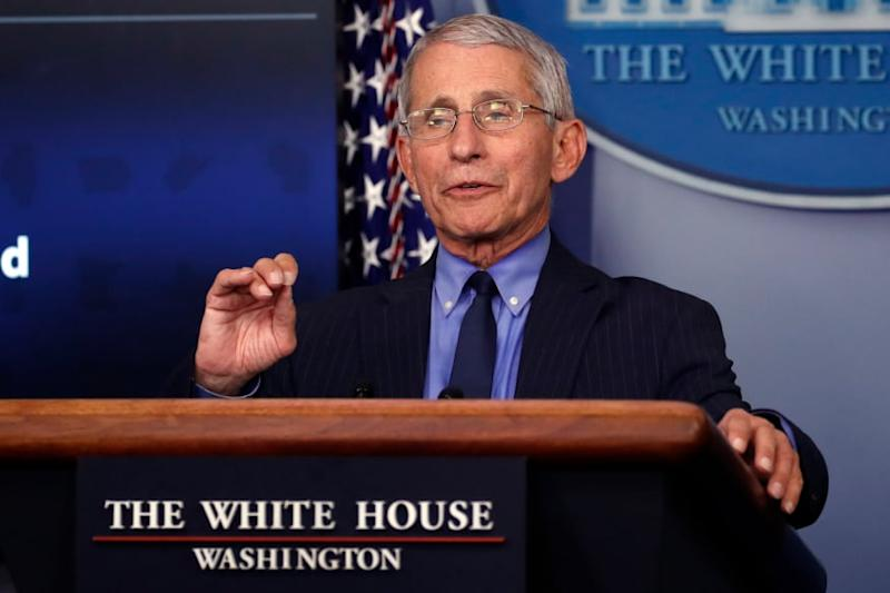 Can Coronavirus Spread by Air? US Disease Expert Anthony Fauci Thinks Yes, 'To Some Degree'