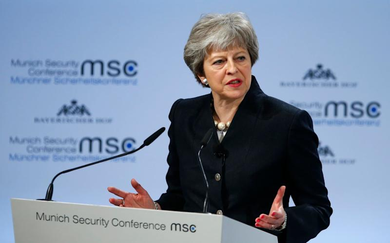 Theresa May wants a shake-up of the university system - REUTERS