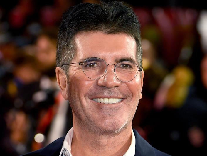 Simon Cowell attends the ITV Palooza 2019 at The Royal Festival Hall on November 12, 2019 in London, England.