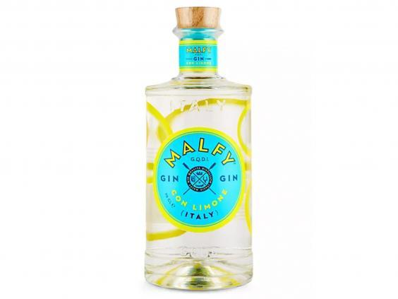 Coriander, lemon and juniper make this a refreshing tipple (Marks & Spencer)