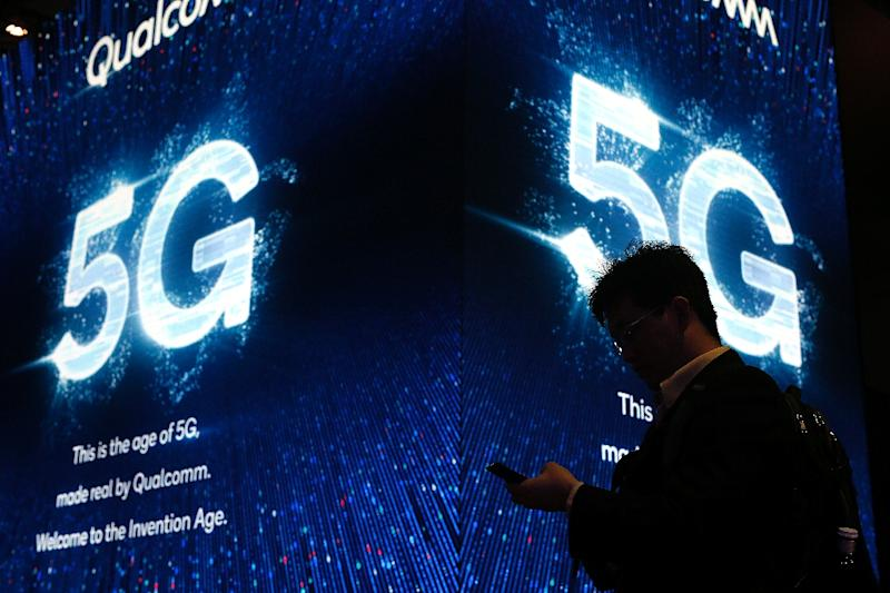 "There has been a transatlantic dispute over the supply of ""5G"" -- ""fifth generation"" -- the latest, high-speed generation of cellular mobile communications"