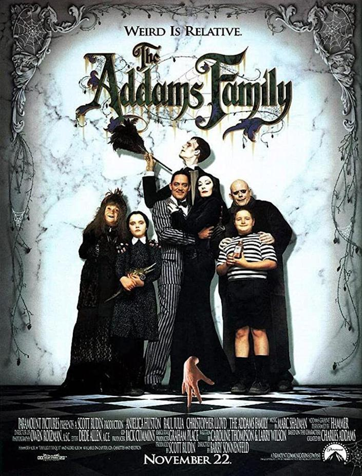 """<p>When every day is Halloween ...</p><p><a class=""""link rapid-noclick-resp"""" href=""""https://www.amazon.com/Addams-Family-Christopher-Lloyd/dp/B0035LJY6C/ref=sr_1_2?dchild=1&keywords=The+Adams+Family&qid=1593549674&s=instant-video&sr=1-2&tag=syn-yahoo-20&ascsubtag=%5Bartid%7C2139.g.32998129%5Bsrc%7Cyahoo-us"""" rel=""""nofollow noopener"""" target=""""_blank"""" data-ylk=""""slk:WATCH HERE"""">WATCH HERE</a></p>"""