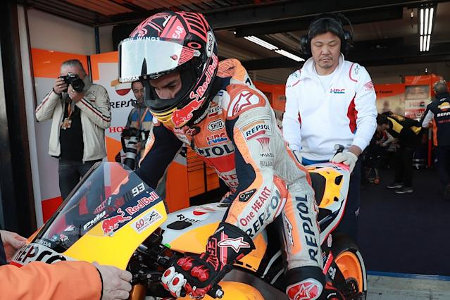 Marquez had surgery to avoid 2018 repeat issue