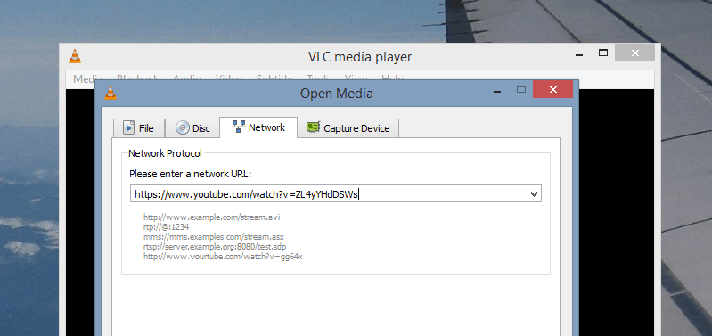vlc-youtube-download