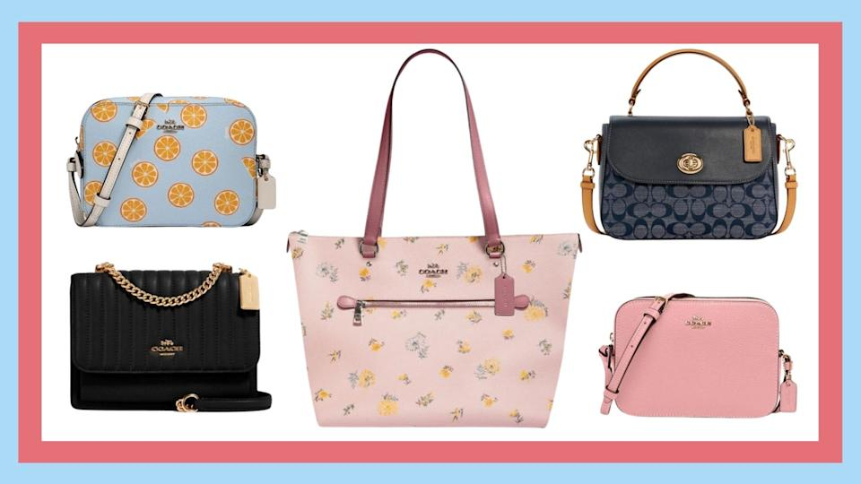 Coach Outlet's Memorial Day Weekend Sale is on now!