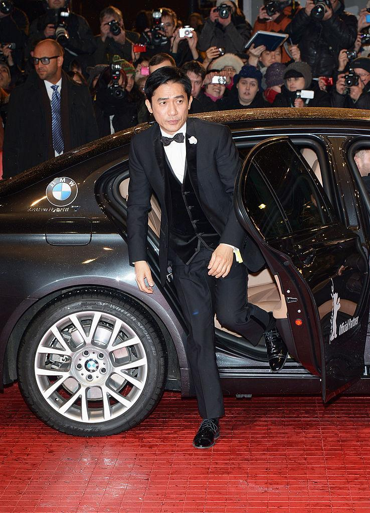 BERLIN, GERMANY - FEBRUARY 07: Tony Leung Chiu Wai attends 'The Grandmaster' Premiere during the 63rd Berlinale International Film Festival at Berlinale Palast on February 7, 2013 in Berlin, Germany. (Photo by Dominique Charriau/WireImage)