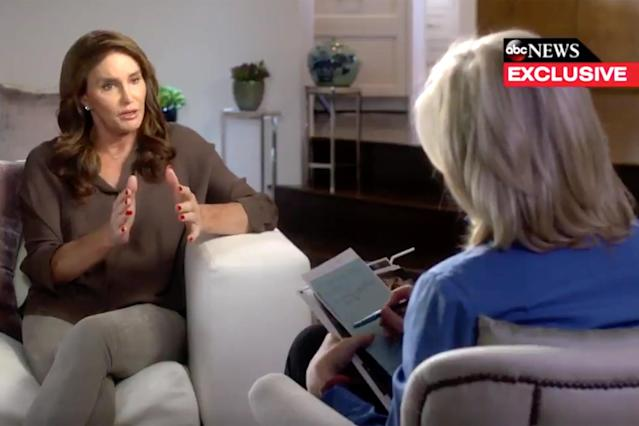 Caitlyn Jenner: Same-sex marriage stance clarified on 20/20