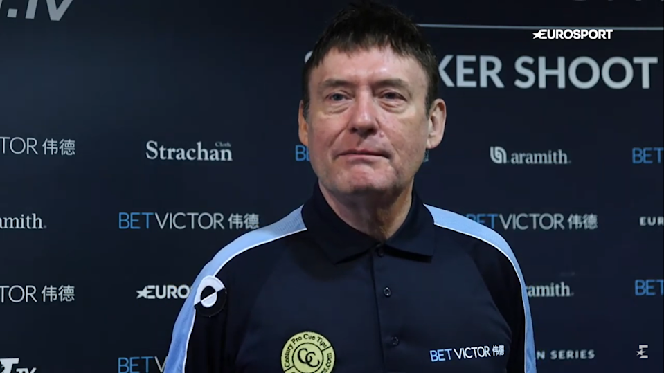 Jimmy White continues to enjoy his snooker, while also working as a Eurosport pundit