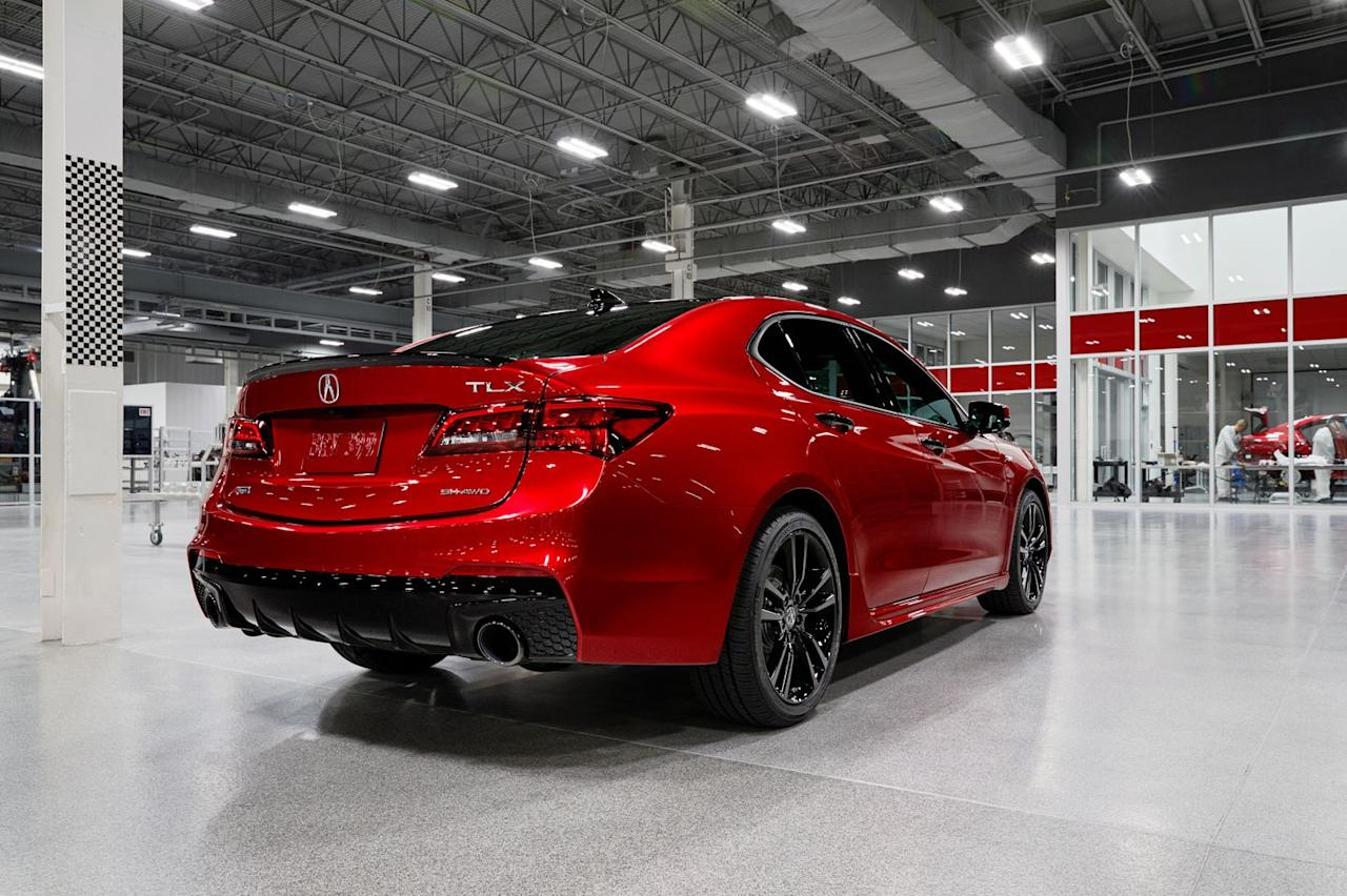 "<p>The Acura TLX PMC Edition, on the other hand, looks pretty much like every other TLX, which is, of course, mass-produced in Ohio. It's a bit like claiming your cardboard Starbucks cup is ""hand built""-that's certainly cool, but functionally and by all appearances it remains an everyday thing you drink coffee out of.</p>"