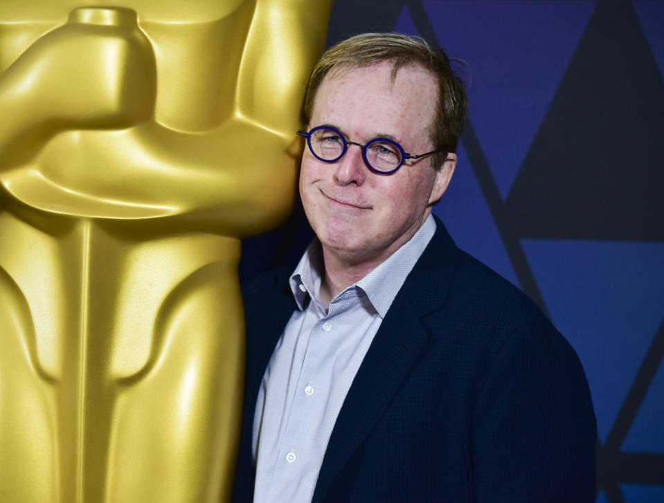 BEVERLY HILLS, CALIFORNIA - FEBRUARY 23: Animator Brad Bird attends the 91st Oscars - Oscar Week: Animated Features at the Academy of Motion Picture Arts and Sciences on February 23, 2019 in Beverly Hills, California. (Photo by Rodin Eckenroth/Getty Images)