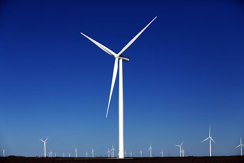 Not blowing smoke: Wind has overtaken 'risky' coal for energy use in Texas for the first time