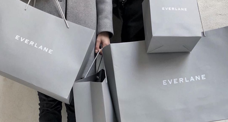 "Everlane announces their biggest ""Choose What You Pay"" sale of the season"