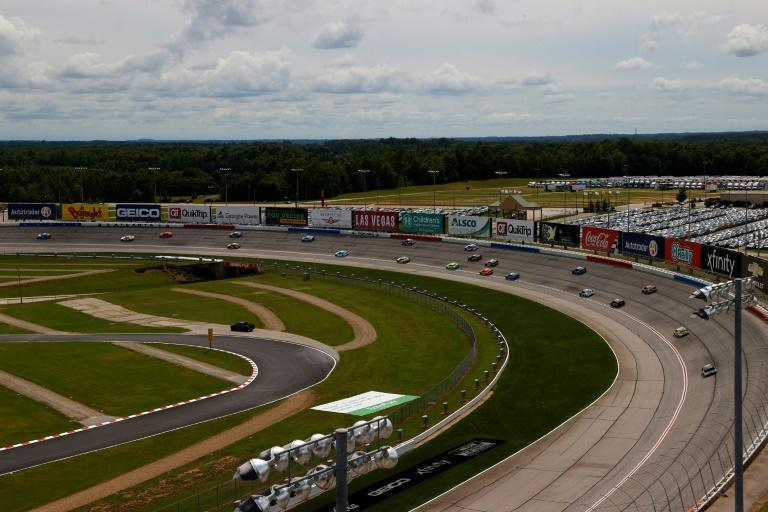 Nascar allows Fans at the next two races in June