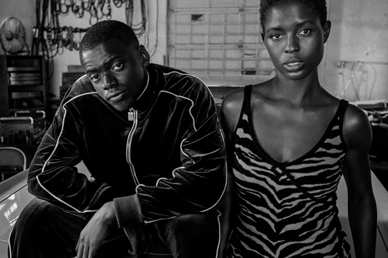 "<p><strong>Cast: </strong>Daniel Kaluuya, Jodie Turner-Smith</p><p>While some would call it more of a dramatic thriller than a romance, it's hard to ignore the chemistry between <a href=""https://www.oprahmag.com/entertainment/tv-movies/a29963826/queen-and-slim-spoilers-symbolism/"" rel=""nofollow noopener"" target=""_blank"" data-ylk=""slk:main characters Queen and Slim"" class=""link rapid-noclick-resp"">main characters Queen and Slim</a>. They meet for the first time during an awkward first date, but are soon forced to go on the run after they fatally shoot a police officer in self defense. What follows is a complex reflection on Blackness in America, and a heart-pumping tale of runaway lovers.</p><p><a class=""link rapid-noclick-resp"" href=""https://www.youtube.com/watch?v=Ip3iE416WxE"" rel=""nofollow noopener"" target=""_blank"" data-ylk=""slk:Watch the Trailer"">Watch the Trailer</a></p>"