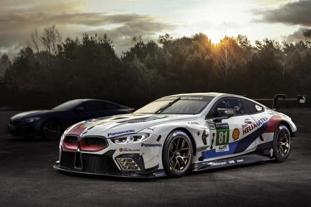 The new luxury sports car was developed parallel to the BMW M8 GTE with which BMW Motorsport will again take to the Le Mans starting grid.