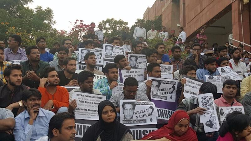 Najeeb Ahmed Case: Court Asks 9 JNU Students to Appear on 6 April