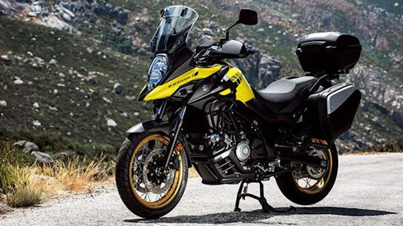 BS6-compliant Suzuki V-Strom 650XT to be launched in October
