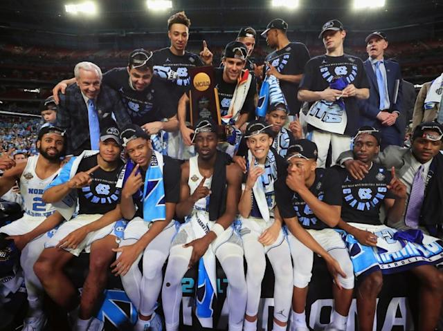 March Madness: North Carolina zum sechsten Mal College-Champion