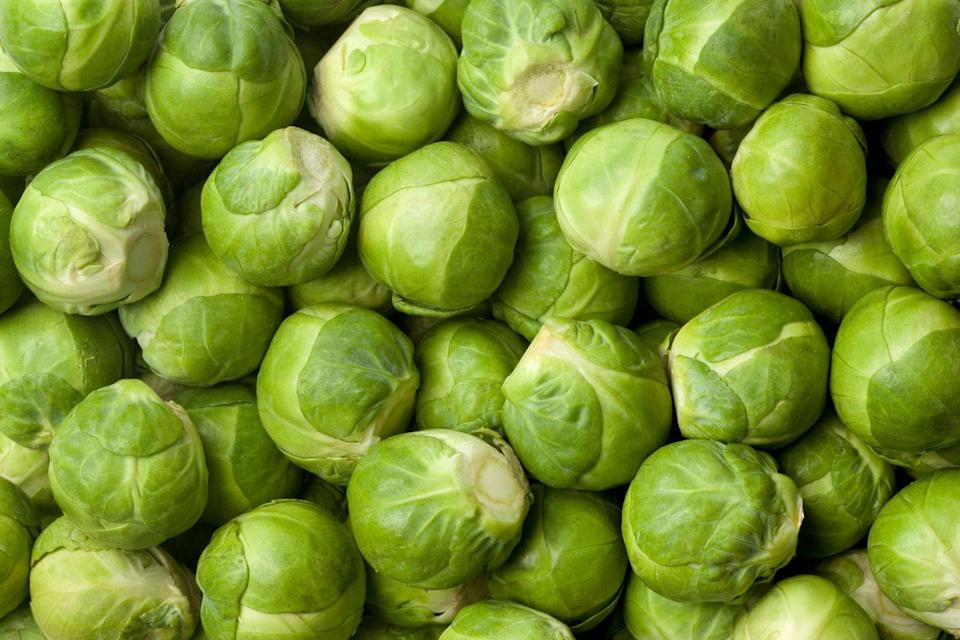 <p>Much like dogs, sprouts are not just for Christmas – they're for (longer) life. Cruciferous vegetables such as sprouts, cauliflower and kale contain glucosinolates, compounds with a healthy, anti-cancer effect. Italian researchers recently found that sprouts stimulate the development of stem cells in your muscles, helping them to repair and grow. Sauté or roast rather than boiling to preserve more nutrients. Lardons and chestnuts optional.</p>