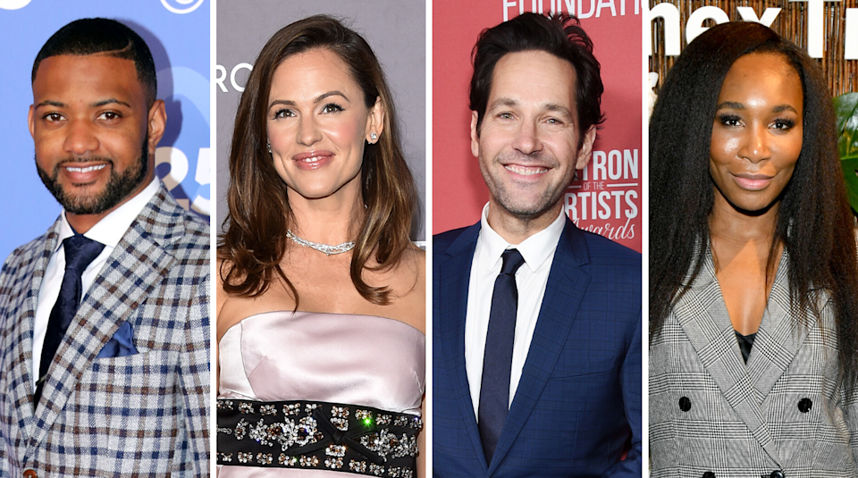 JB Gill, Jennifer Garner, Paul Rudd and Venus Williams all share one thing - they each have their own side hustle