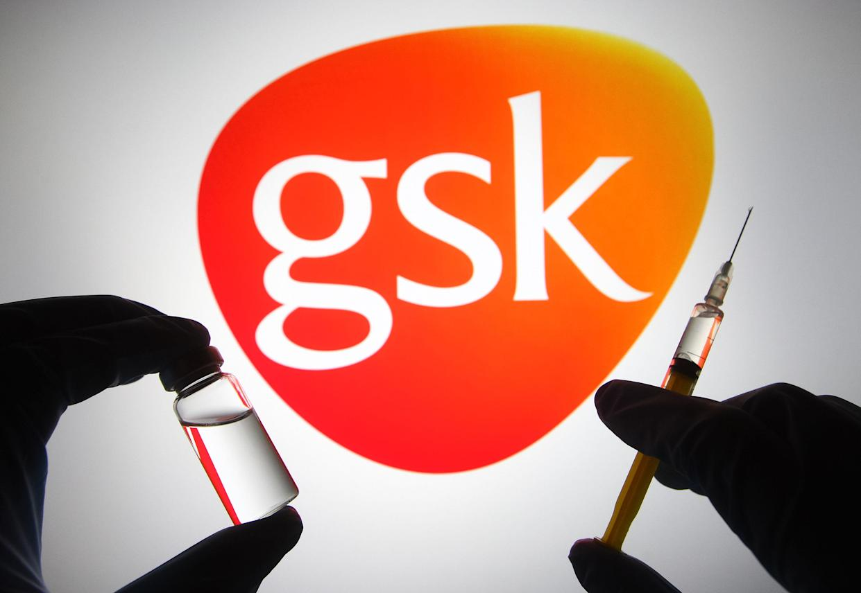 Despite its size, GSK has been something of a laggard in the race to produce a coronavirus vaccine. Photo: Pavlo Gonchar/SOPA Images/Sipa USA