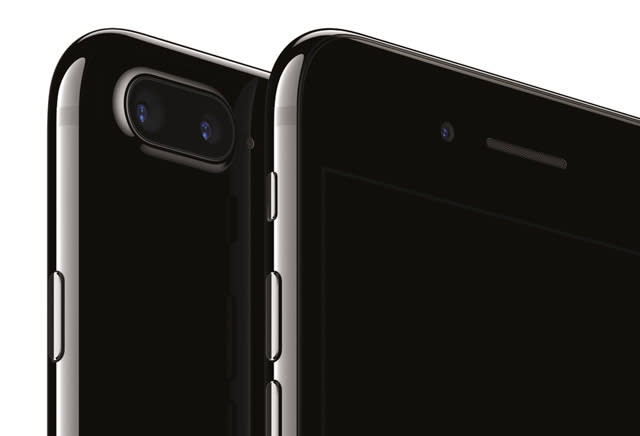 Jet black: So shiny, Apple wants you to encase it.