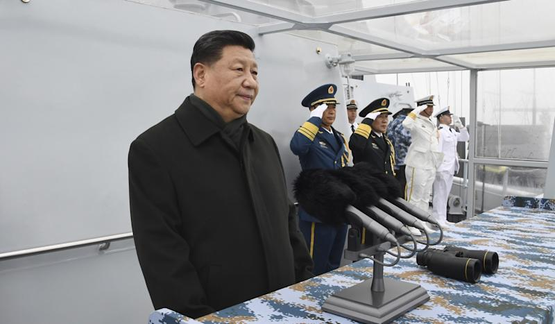 China begins joint naval drills with six Southeast Asian nations