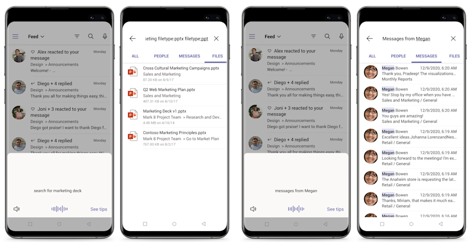 Microsoft unveils Cortana AI tech for Outlook and other 365 apps