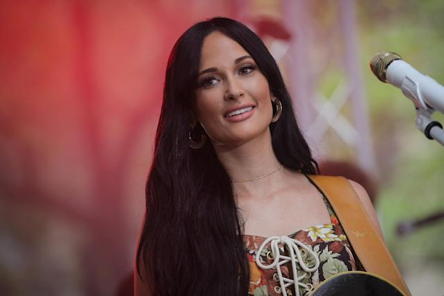 Kacey Musgraves is speaking out after a country radio station admitted it won't play female artists back to back. (Photo: REUTERS/Brendan McDermid)