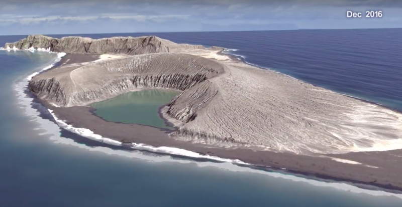 The Tongan volcano island giving scientists clues to Mars
