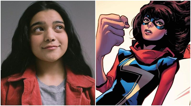 Iman Vellani To Play The Titular Role In Marvel's 'Ms Marvel' Series for Disney+