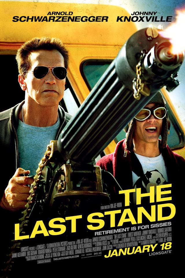 Lionsgate's 'The Last Stand' - 2013