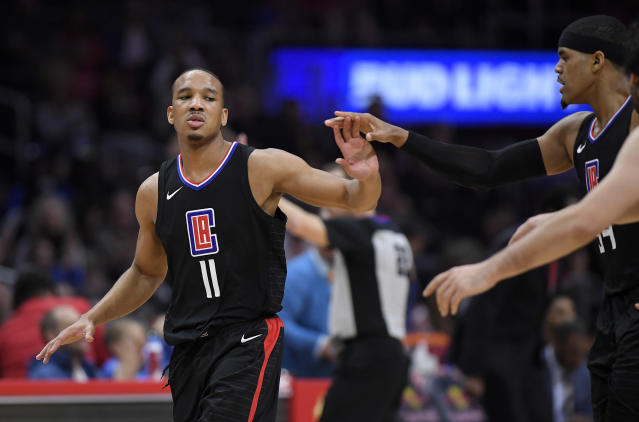 The Clippers need Avery Bradley back for the stretch run. (AP)