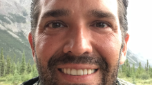 Donald Trump Jr. grew a vacation beard — and wants to know if he should keep it